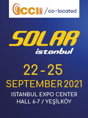 Solar İstanbul 2021-Solar Energy, Energy Storage, E-Mobility, and Digitalization Fair and Conference