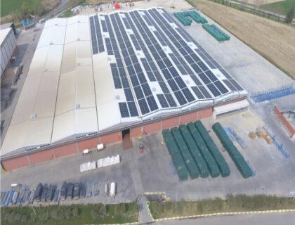 IBT Solar Türkiye'nin ilk lisanslı hibrit çatı üstü güneş enerjisi projesini tamamladı