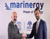 Aras Marine ve YEO yüzer güneş enerjisi için işbirliği yaptı